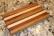 wooded cutting boards
